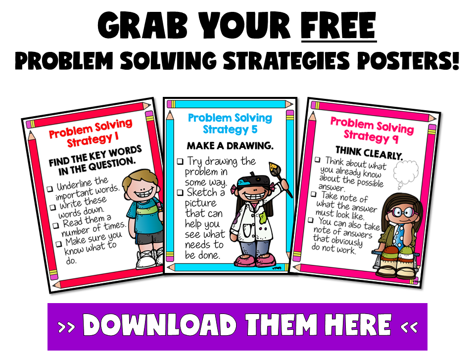 MATH CENTERS: 3 ENGAGING RESOURCES BY JEWEL PASTOR OF JEWELSCHOOLGEMS.COM | Need some fresh, fun and fabulous resources for your Math Centers? Look no further! Read about three engaging resources that you can use and grab freebies!