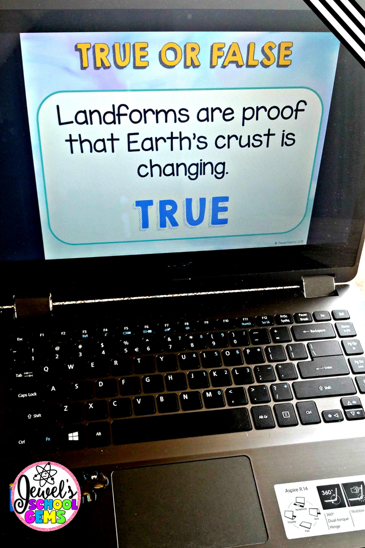 How to Teach Landforms for Kids by Jewel Pastor of Jewel's School Gems | Are you teaching landforms for kids? Read about several ideas and resources you can use to teach landforms. Grab a FREE landforms word search as well!