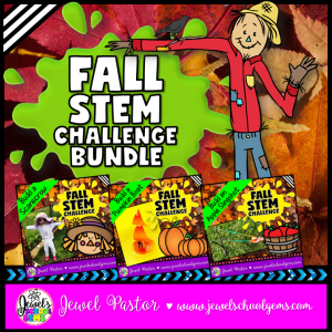 Fall STEM Activities Bundle
