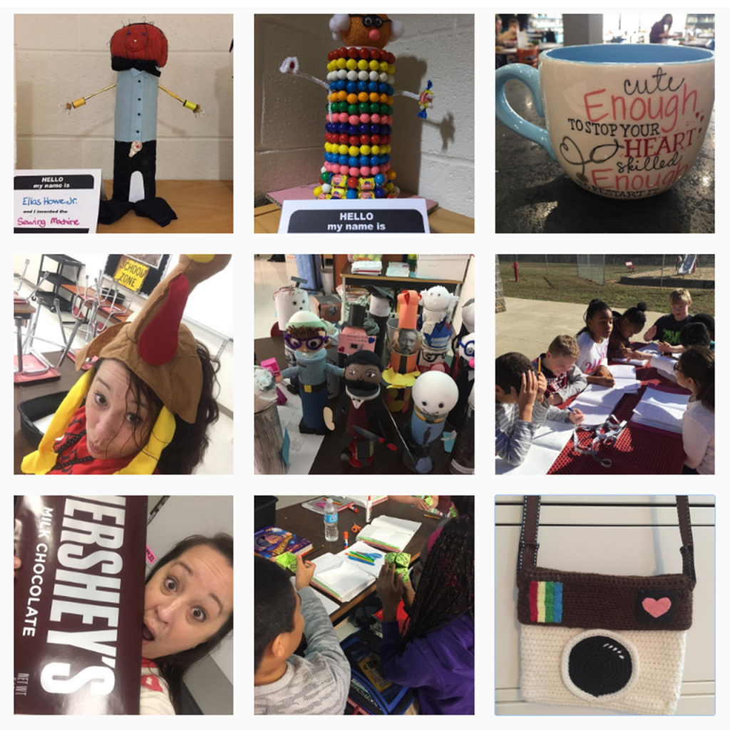 9 STEM TEACHERS TO FOLLOW ON INSTAGRAM BY JEWEL PASTOR OF JEWELSCHOOLGEMS.COM | Do you love Instagram? Do you teach STEM? Here are 9 STEM teachers to follow on Instagram for great content, teacher ideas, and classroom inspiration.