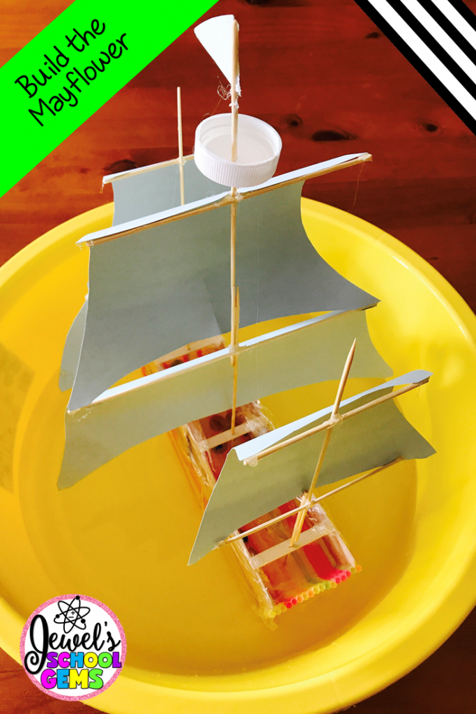 3 AWESOME THANKSGIVING STEM CHALLENGES TO TRY RIGHT NOW by Jewel's School Gems | Struggling with planning and trying to figure out how to fit everything in? Here are three awesome Thanksgiving STEM challenges and ideas to try right now.