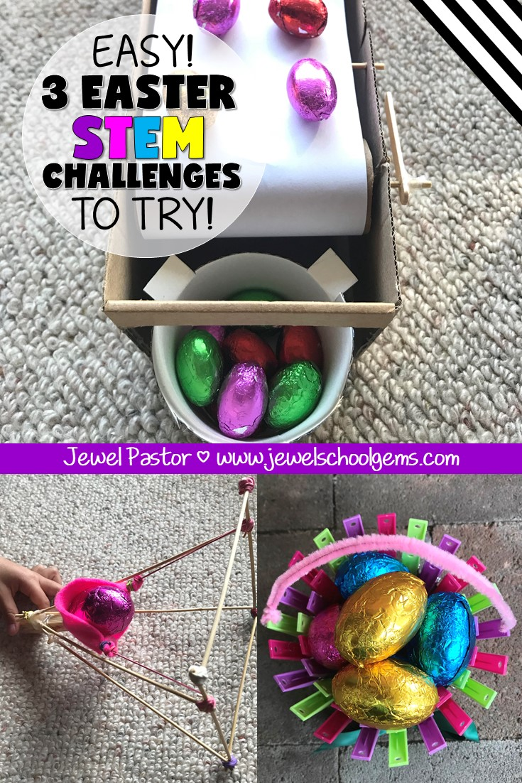 Easter STEM Challenges To Try