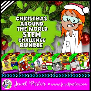 Holidays Around The World Stem Challenge Christmas