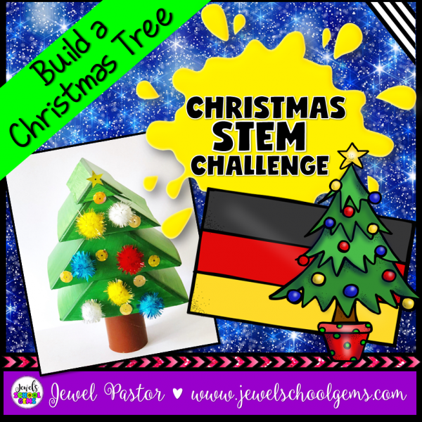 Christmas Tree STEM Activity