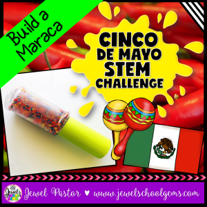 Cinco de Mayo STEM Challenge