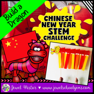 Chinese New Year STEM Challenge