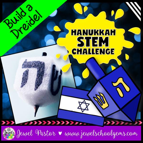 Hanukkah STEM Challenge