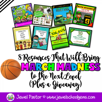 8 RESOURCES THAT WILL BRING MARCH MADNESS TO THE NEXT LEVEL (PLUS A GIVEAWAY) | Who says it's just college basketball players who get to have all the fun during March Madness? Come and take it to the next level with this post.