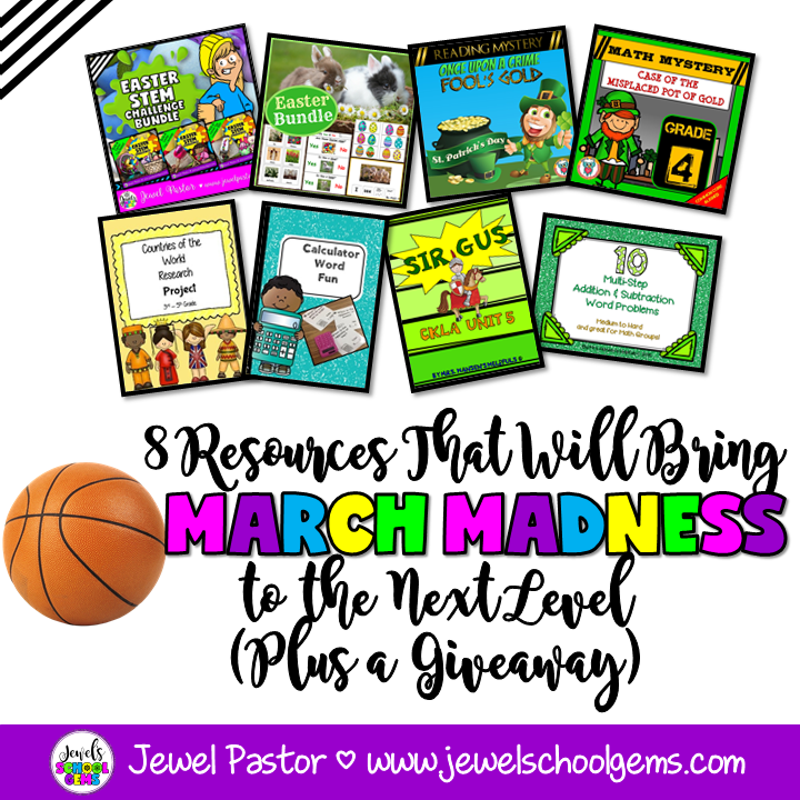 8 RESOURCES THAT WILL BRING MARCH MADNESS TO THE NEXT LEVEL (PLUS A GIVEAWAY)