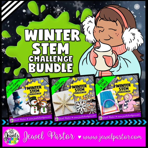 Winter STEM Activities Bundle