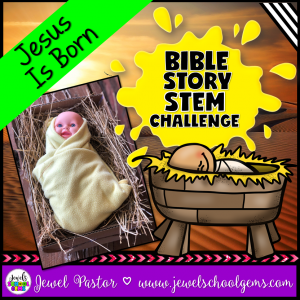 Birth of Jesus STEM Activity