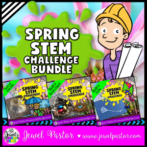 Spring STEM Activities Bundle