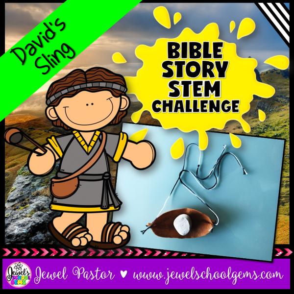 David's SLing Bible Stories STEM