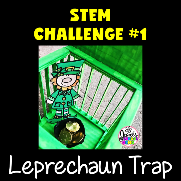 St. Patrick's Day STEM Activities1