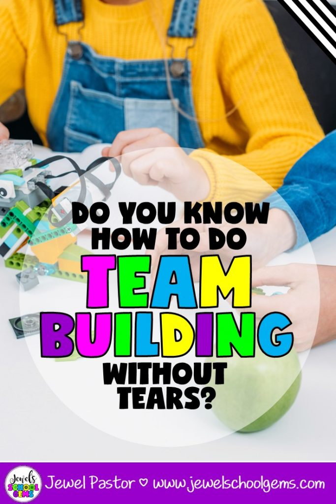 DO YOU KNOW HOW TO DO TEAM BUILDING WITHOUT TEARS? by JEWEL'S SCHOOL GEMS | Have your experiences with team building been less than inspiring? Well, you can dig in your heels and get ready to take these actionable steps.