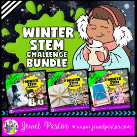 Winter STEM Activities Bundle